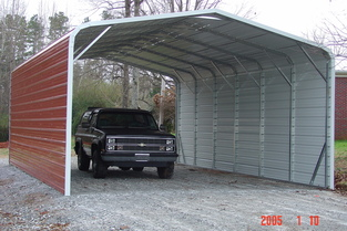 Carports Metal Steel Texas TX