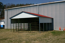North East Carport Packages