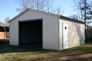 Garages Metal Steel Kansas KS
