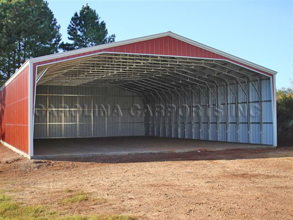 Alexandria la carports alexandria louisiana steel carports for Carport width