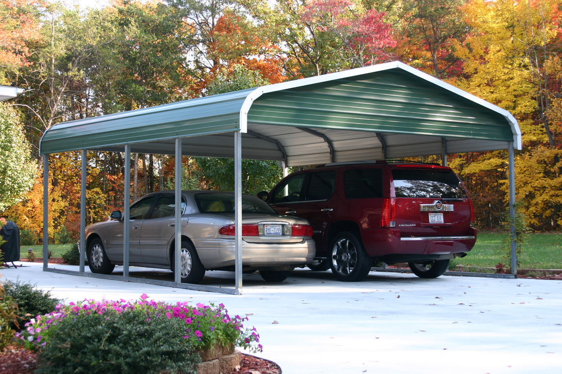 Carports metal steel North Carolina NC