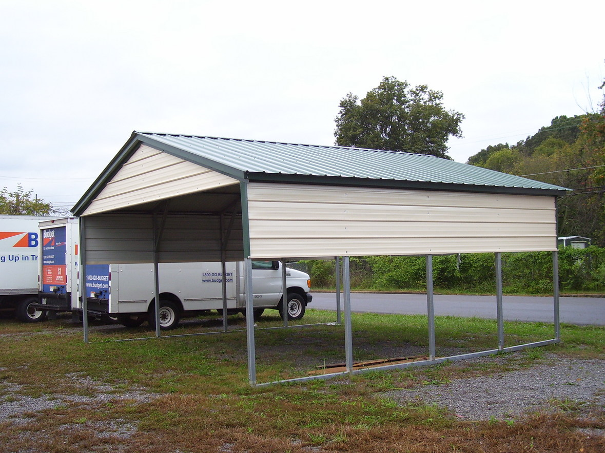 Carport metal carport prices for Carport garages
