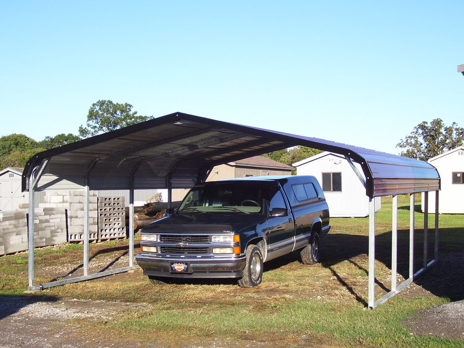 Portable Steel Car Ports : Portable carports washington state ft wide metal