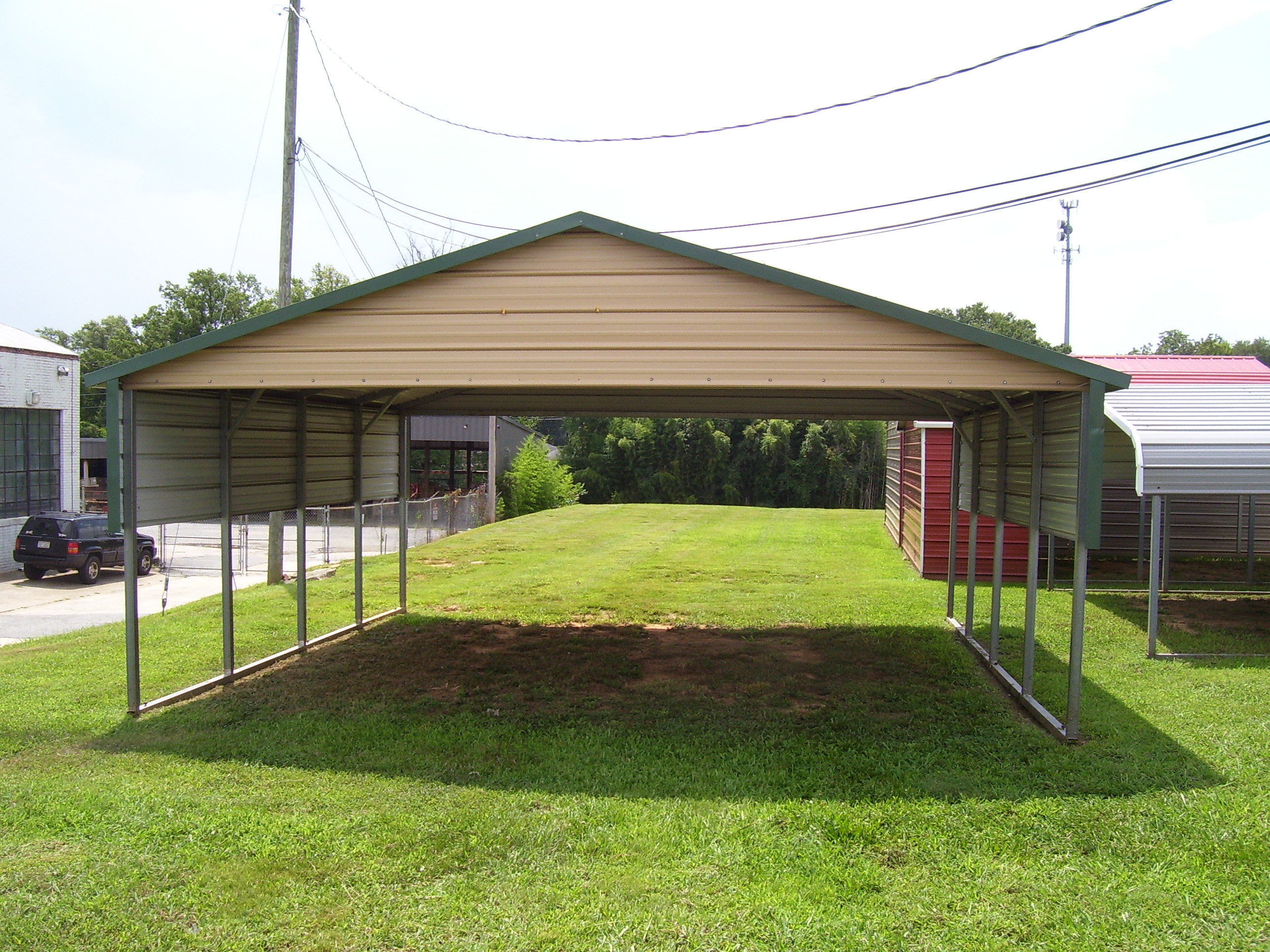 Metal Carports Virginia