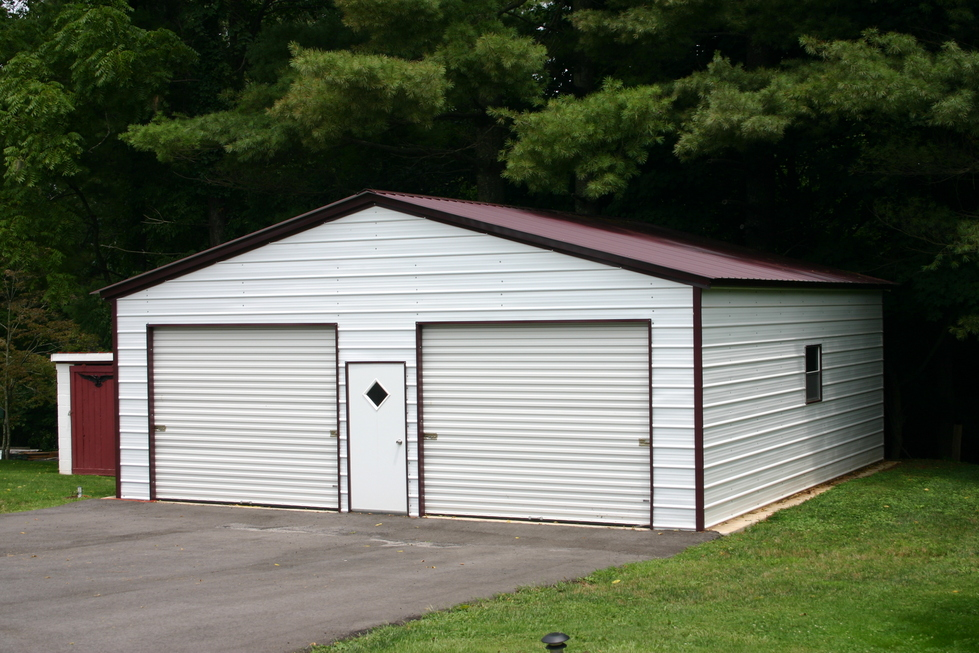 Carports metal carports steel carports new york ny for Garage and carport