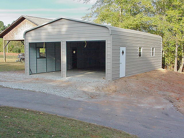 Garages Metal Steel NC