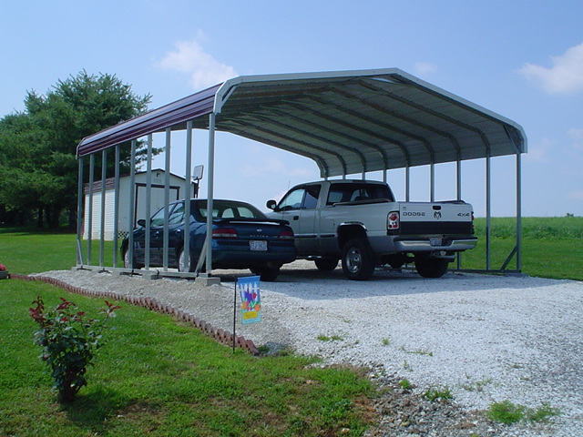 Georgia GA Steel Carports