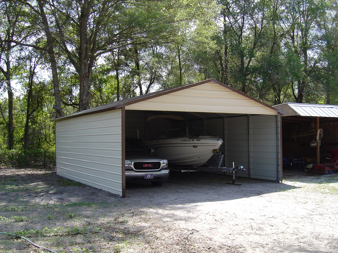NC North Carolina Metal Carports