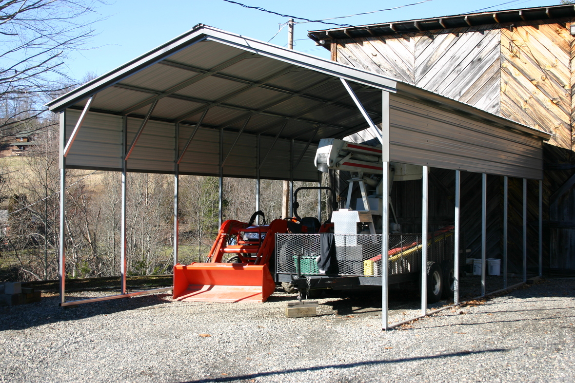 North Carolina Metal Carports