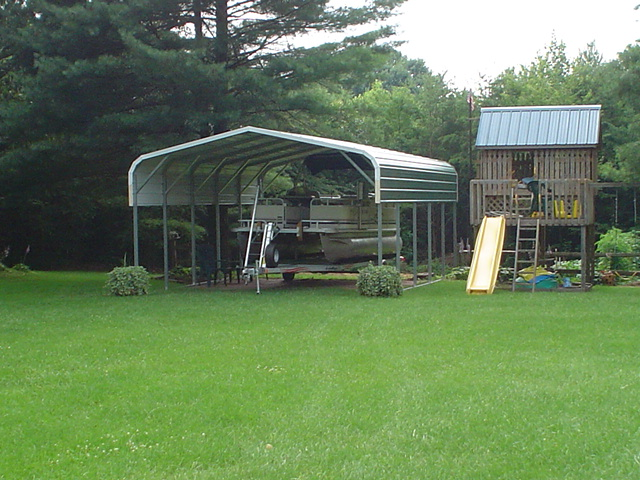 Ohio Steel Carports