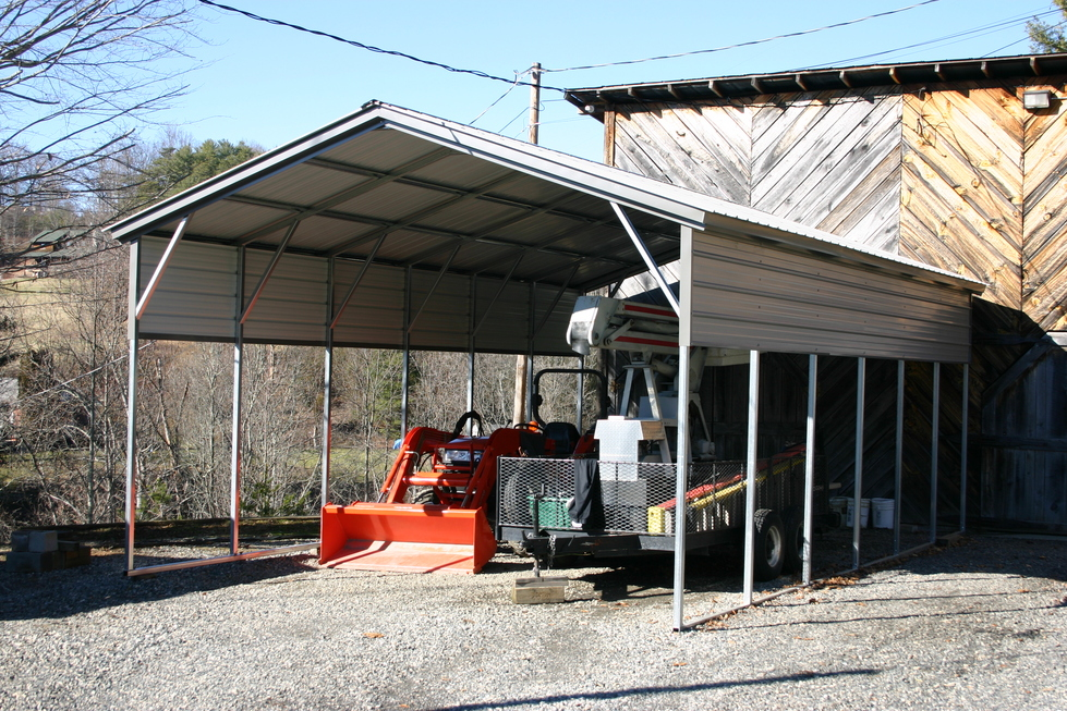 Steel Carports Georgia GA