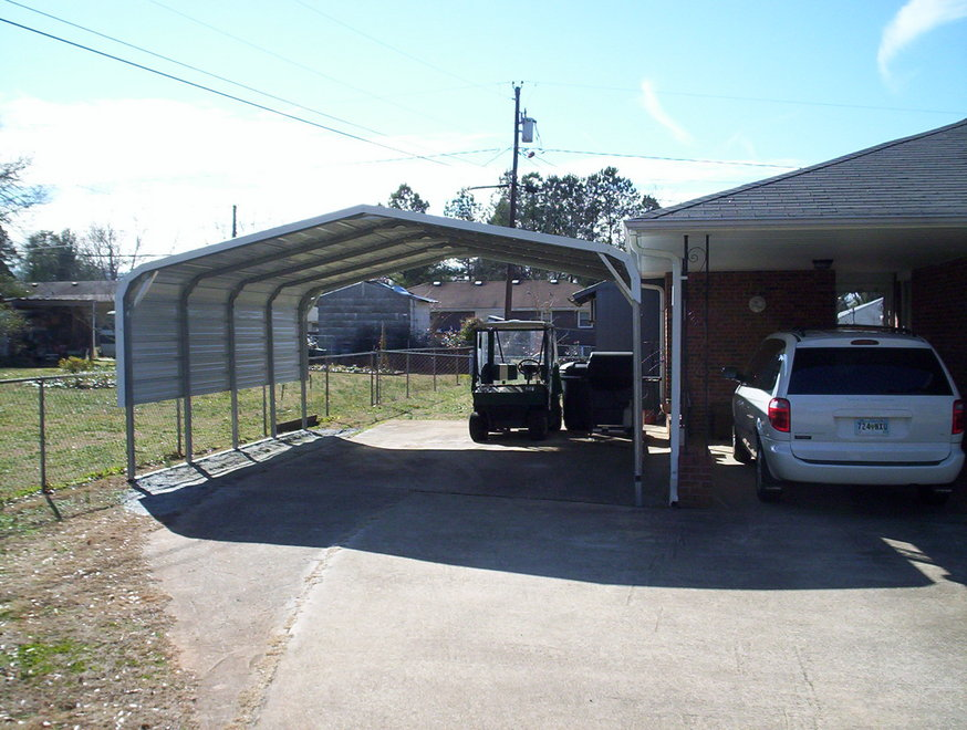 Virginia VA Steel Carports