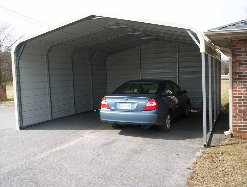 West Virginia WV Steel Carports
